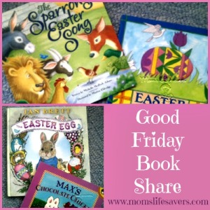 Good Friday Book Share!