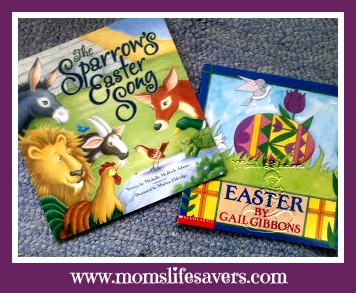 Good Friday Book Share Mom's Lifesavers