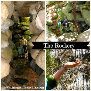 The Rockery, Topsfield, Massachusetts