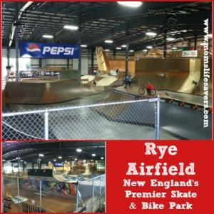 Rye Airfield – Skate, Scooter & Bike