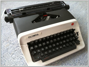 Throwback Thursday – Typewriter