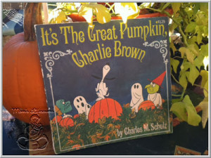 Throwback Thursday – Its The Great Pumpkin