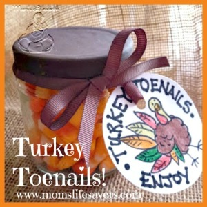 Thankful Thursday – Turkey Toenails