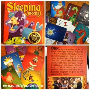 Family Game Time – Sleeping Queens