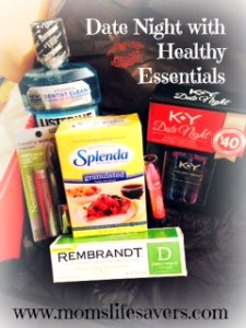 HEALTHY ESSENTIALS® for You & Your Valentine