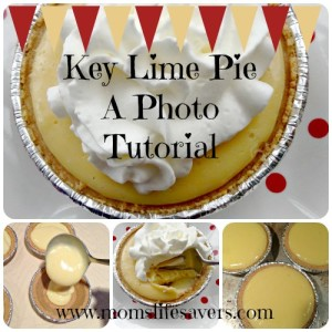 Key Lime Pie Photo Tutorial