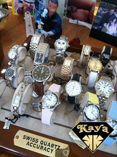 Kaya-Watches