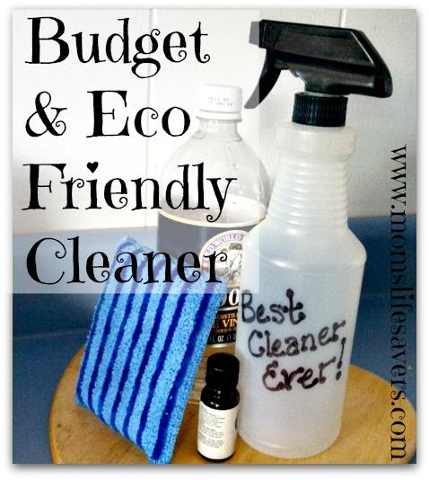 Vinegar Cleaning Tip