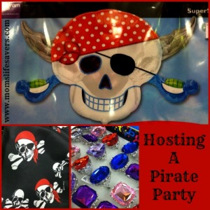 Hosting A Pirate Party