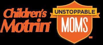 Unstoppable Moms Children's Motrin