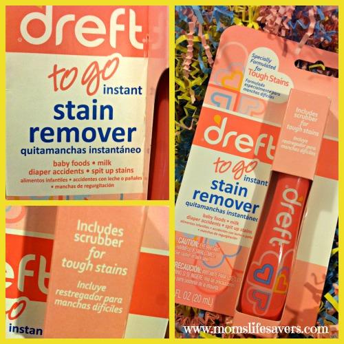 Diy Stain Remover Pen: Dreft Pretreater Pen