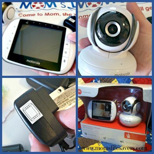 motorola digital baby monitor mom 39 s lifesavers. Black Bedroom Furniture Sets. Home Design Ideas