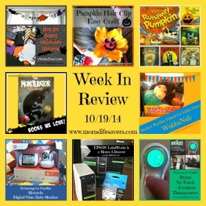 Week In Review 10-19-14