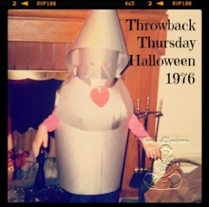 Throwback Thursday Halloween 1976