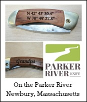 Parker River Knives Business Page