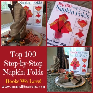 Top 100 Step-by-Step Napkin Folds
