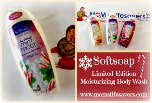 Soft Soft Limited Edition Body Washes