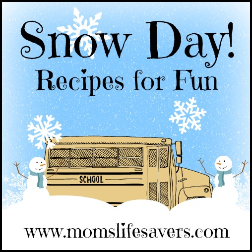 Snow Day Recipes for Fun