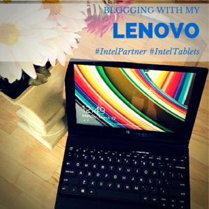 Lenovo-BloggingWith