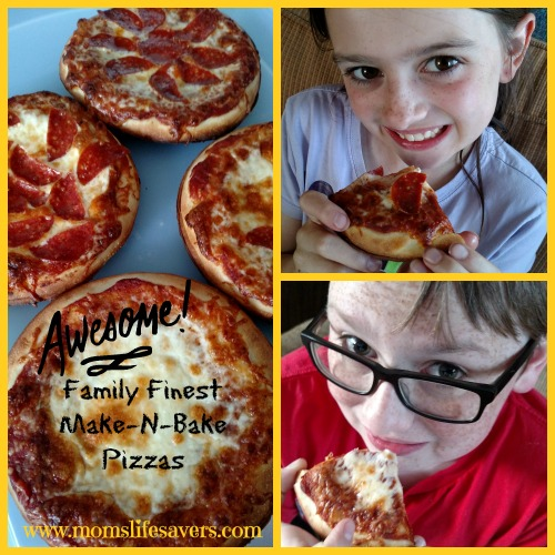 Family Finest Make-N-Bake Pizza