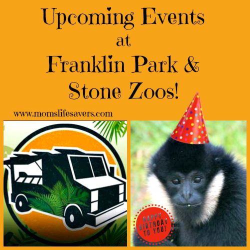 Franklin Park Zoo & Stone Zoo September Events
