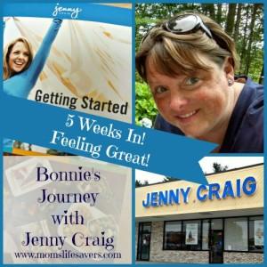 Bonnie-JennyCraig-5WeeksIn