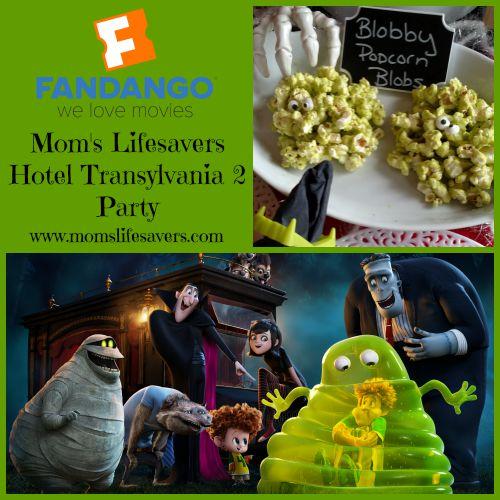 Hotel Transylvania 2 Party HotelT2 Fandango Family