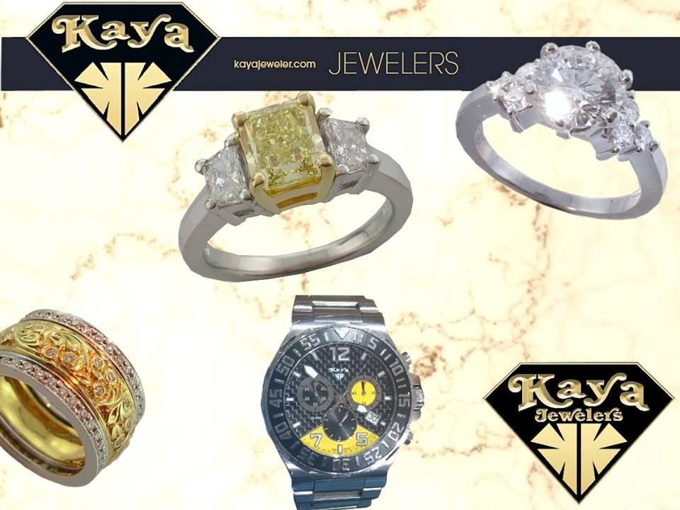 Gifts they really want www.kayajewelers.com