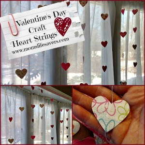 Heart Craft – Valentine Heartstrings