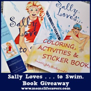 Sally Loves to Swim by Jody Mackey