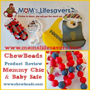 Chewbeads Baby Products