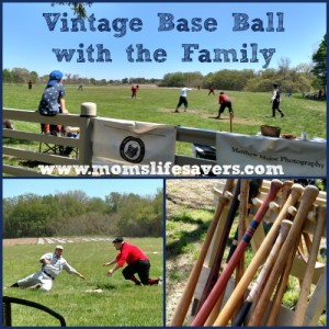 Essex Base Ball Club – Family Time