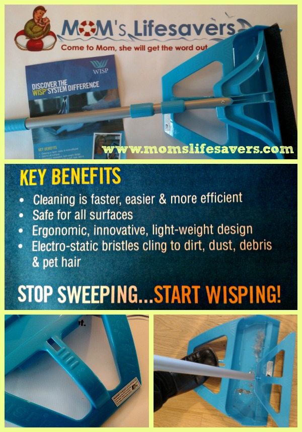 Spring Cleaning With The Wisp System Mom S Lifesavers