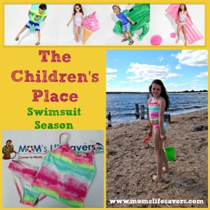 Swimsuit Season at The Children's Place