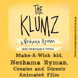 The Klumz – An Animated Film by Neshama Ryman