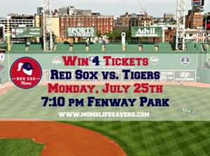 Red Sox Flash Ticket Giveaway