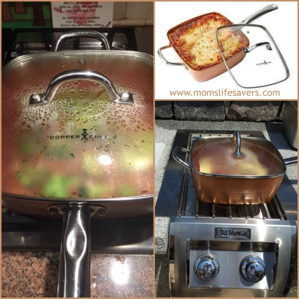 Copper Chef Cookware Is A Mom S Lifesaver Mom S Lifesavers