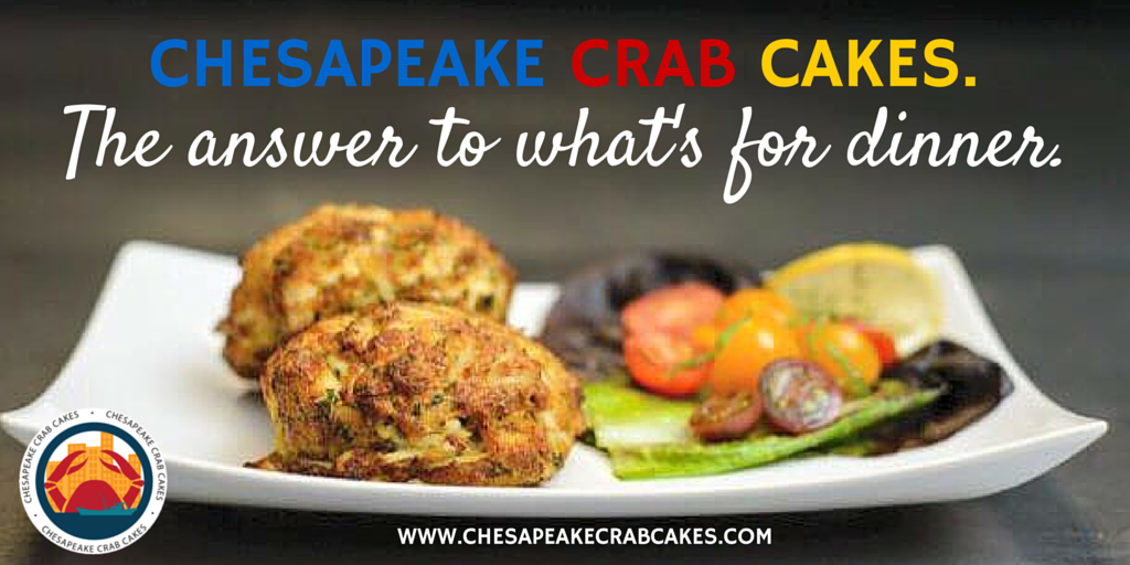 Gifts They Really Want - Chesapeake Crab Cakes