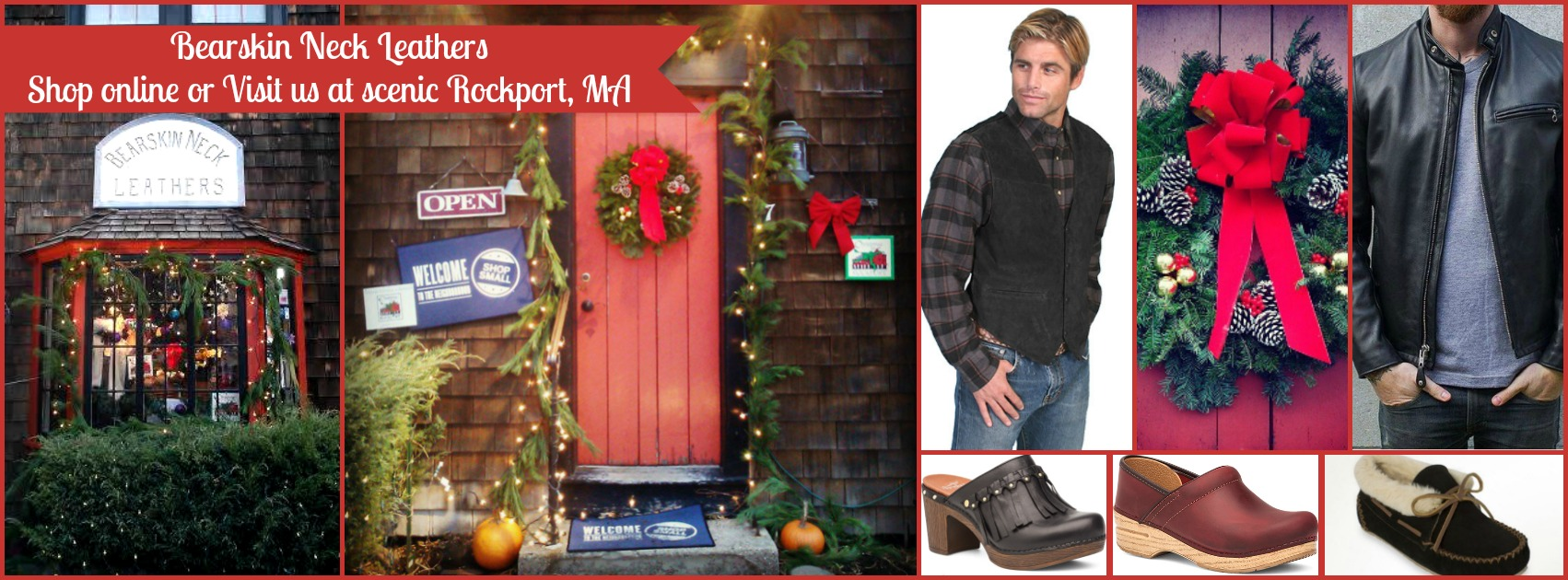 Gifts They Really Want - Bearskin Neck Leathers