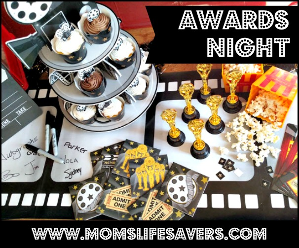 Family Movie Awards Party