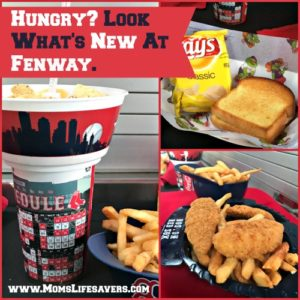 New Food and Drink at Fenway Park 2017