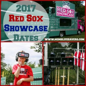 2017 Red Sox Showcase Dates