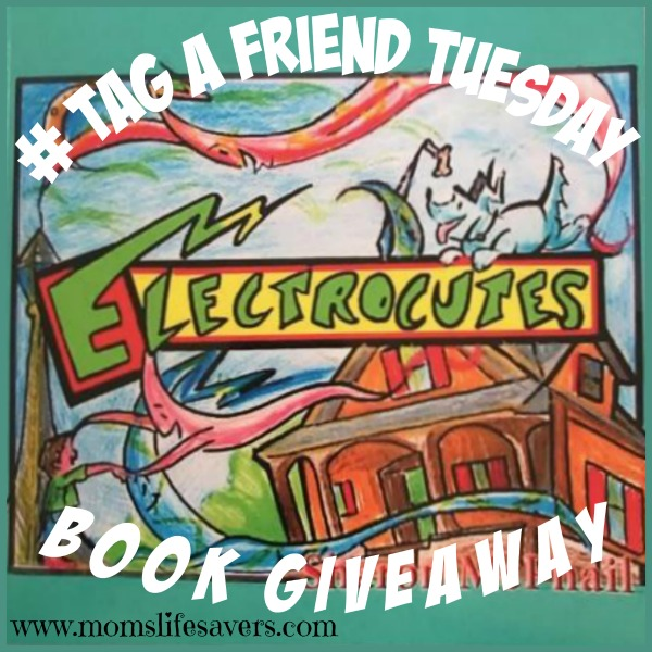 Electrocutes Book by Sharon McPhail