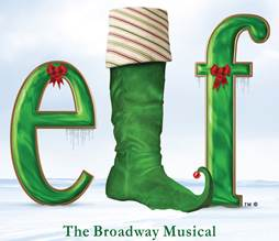 Elf the Musical Delights Boston Family