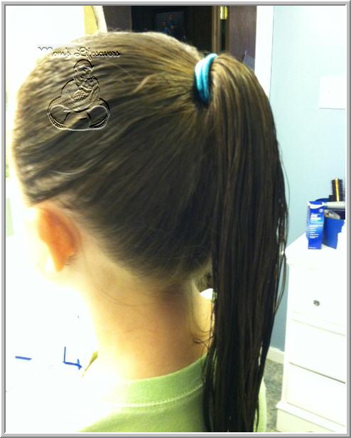 hair bun maker instructions